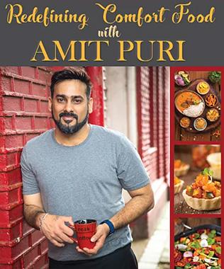 Chef Amit Puri